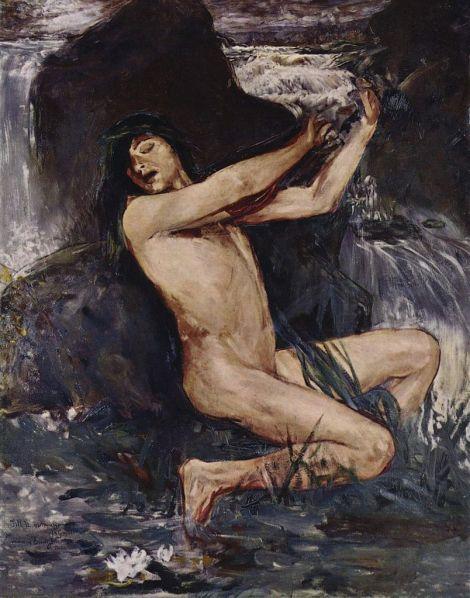 Strömkarlen by Ernst Josephson
