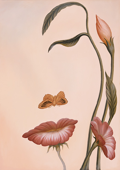 Mouth of Flower by Octavio Ocampo