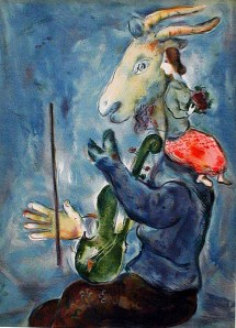 Spring by Marc Chagal