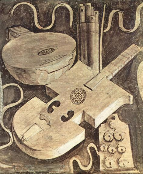 Musical instruments (music) by Giorgione