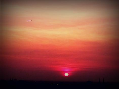 Sunset © photo Oliana