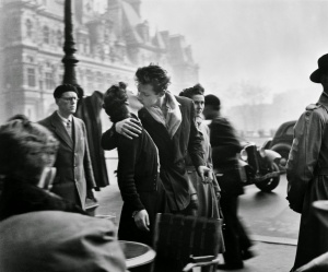 photograph by Robert Doisneau