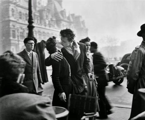photograph by Robert Doisneau