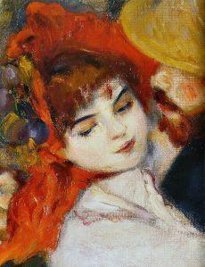 Pierre-Auguste Renoir - Danse à Bougival