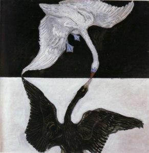 Hilma af Klint The Swan (No. 17)