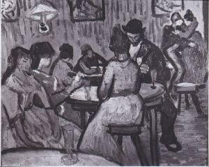 Van Gogh - Das Bordell