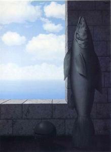 The Search for Truth - by Rene Magritte