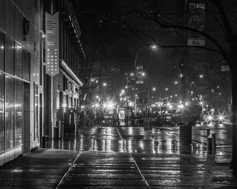 Rainy Night Tragedy by Billie Ward, on Flickr