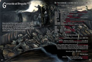 Genocide by Sue Park