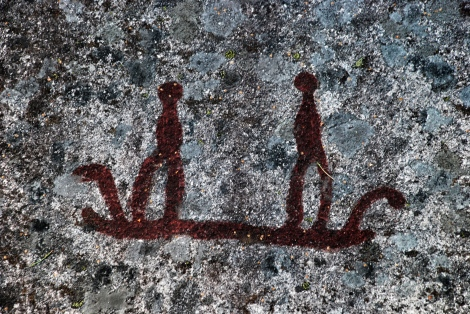 Petroglyph from Tanumshede