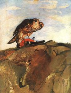 Bird of Prey Tivadar Kosztka Csontvary