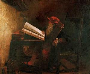 Faust by Jean-Paul Laurens