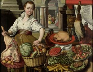 1 Joachim Bueckelaer 1560
