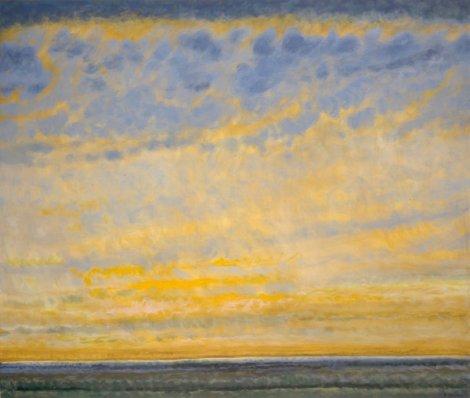 American Horizon by Jane  Wilson