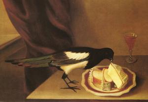 painting by Rubens Peale