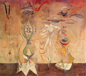 Slow Swirl at the Edge of the Sea by Mark Rothko