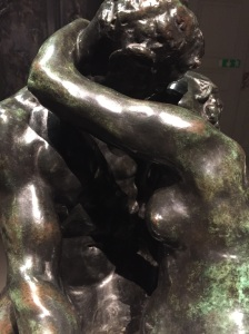 Sculpture by Rodin
