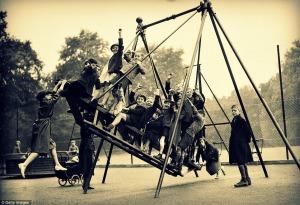 playground getty