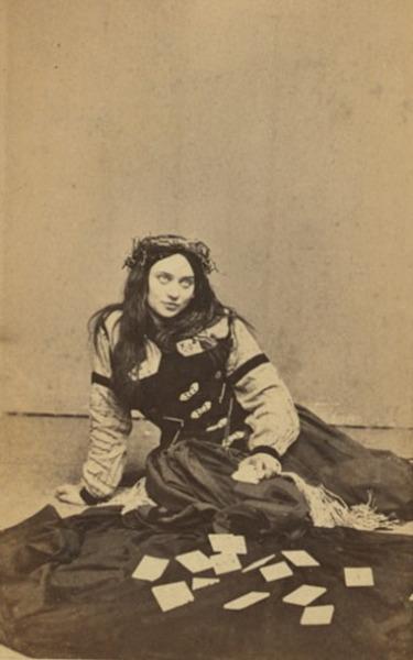 Fortune Teller, 1870s