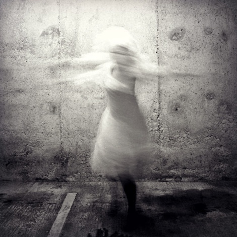 Picture by Francesca Woodman