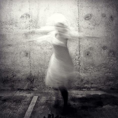 Picture by Francesca Woodman