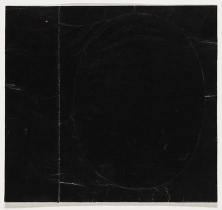 Black on Black by Ellsworth Kelly