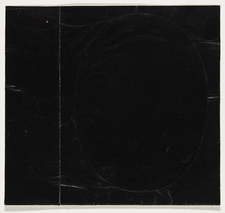 Black on Black by Ellsworth Kelly