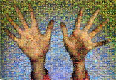 Hands by Robert Silvers