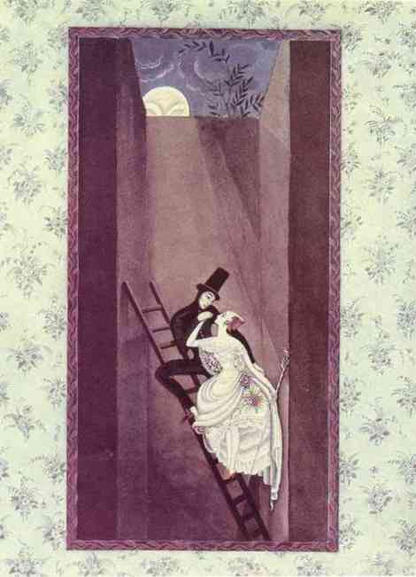 The shadow by Kay Nielsen