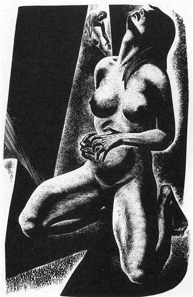 Song without word by Lynd Ward