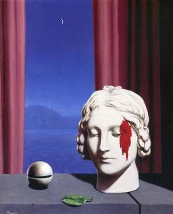 Memory by Rene Magritte