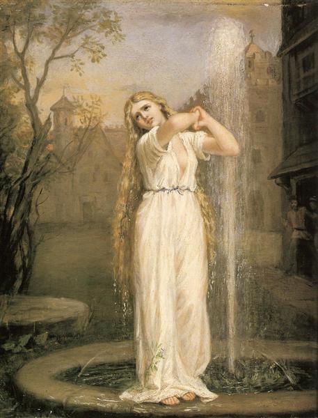 Undine by John William Waterhouse