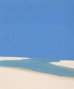 Estuary III by John Miller