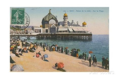 french-photographer-beach-and-palais-de-la-jetee-nice-postcard-sent-in-1913