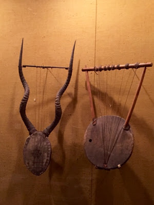 African Lyre - Metropolitan Museum of Art