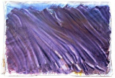 Apocalypse Du Printemps by Jean Messagier